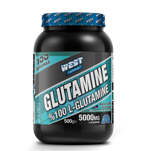 West Nutrition Glutamine 500 Gr