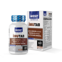 West Nutrition İmutab Multivitamin Mineral 60 Tablet