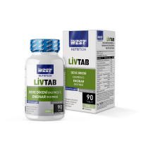 West Nutrition Livtab Milk Thistle 90 Tablet