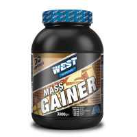 West Nutrition Mass Gainer 3000 Gr