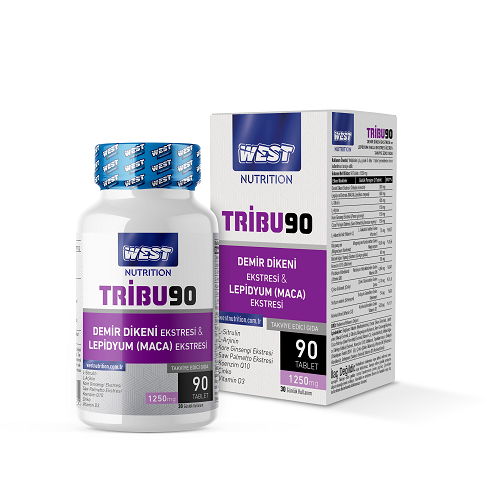 West Nutrition Tribu90 Demir Dikeni 90 Tablet