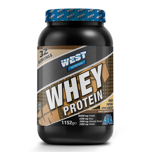West Nutrition Whey Protein 1152 Gr