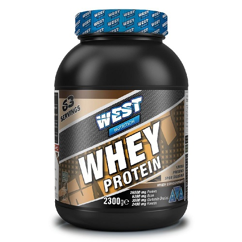 West Nutrition Whey Protein 2300 Gr