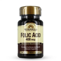 Windmill Folic Acid 400 Mcg 180 Tablet