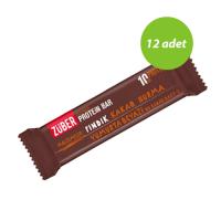 Züber Fındıklı Protein Bar 35 Gr 12 Adet