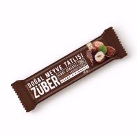 Züber Fındıklı ve Kakaolu Protein Bar 40 Gr