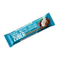 Züber Chia ve Hindistan Cevizli Protein Bar 40 Gr
